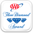 Three Diamond Award